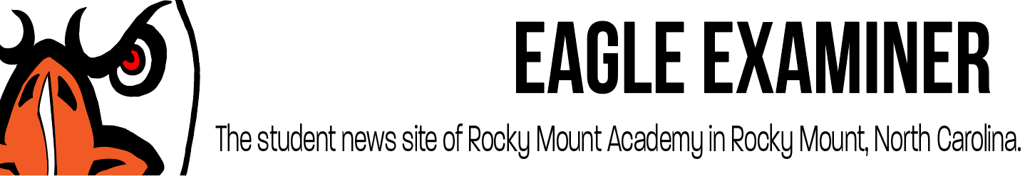 The student news site of Rocky Mount Academy in Rocky Mount, North Carolina.