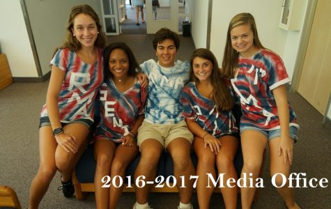 Introducing the 2016-2017 Media Office