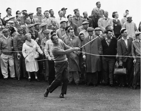 The 18th Hole: a Tribute to Arnold Palmer