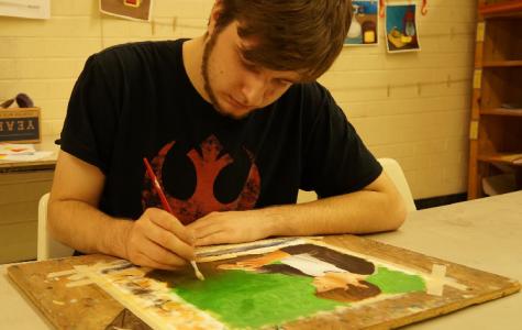 Senior Spotlight: Logan Moss