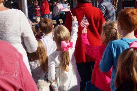 RMA Pays Tribute to Veterans