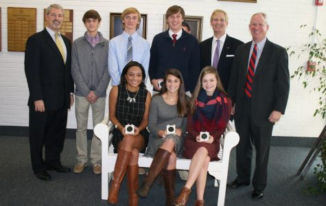 Turner W. Battle Scholarship Beneficiaries
