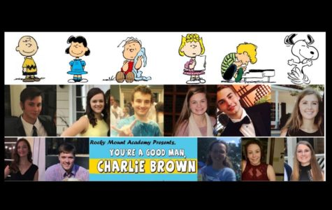 "Be a ""Good Man"" and Come See Charlie Brown!"
