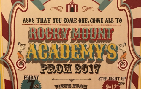A New Tradition: RMA Promposals 2017