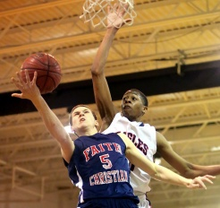 Crosstown Rivalry ends in Eagles' Favor