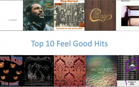 Top 10 Feel Good Hits
