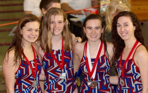 RMA Swim Team Conquering One Stroke at a Time