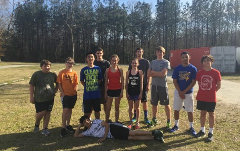 A Look at RMA's Track Team