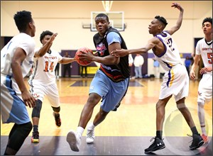 ACC All-stars make a Stop in Tarboro