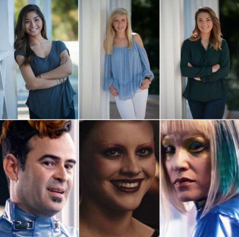 Lavinia, Venia, Flavious Cast in THE HUNGER GAMES — GeekTyrant  |Venia Hunger Games