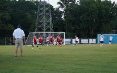 RMA Fall Sport's Kick-Off