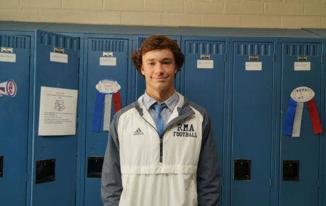 Senior Spotlight: Jarret Snipes