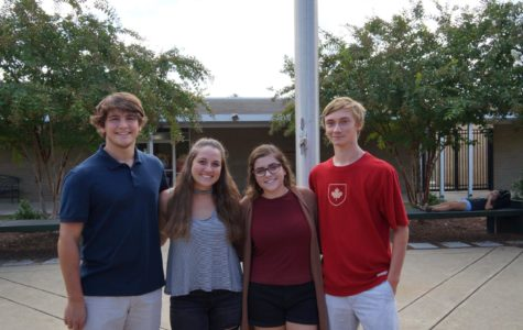 Eagles We Soar: Seniors up for Scholarships