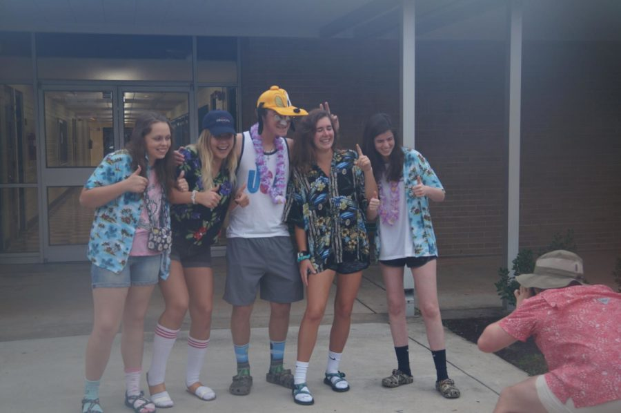 Spirit Week Recap
