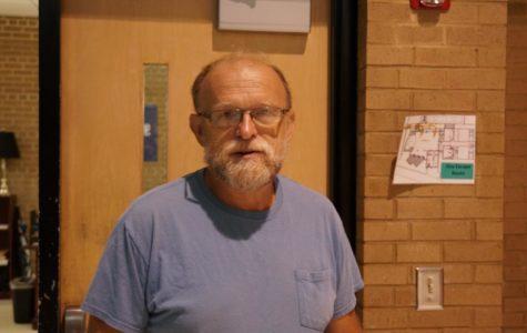 Faculty Focus: Mr. Sparks: the Man, the Myth, the Legend