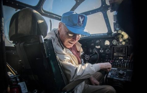A Flight Back in Time: WWII Bomber Flies in Raleigh