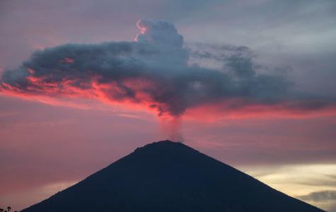 Holy Smokes! Bali Volcano Poses Threat
