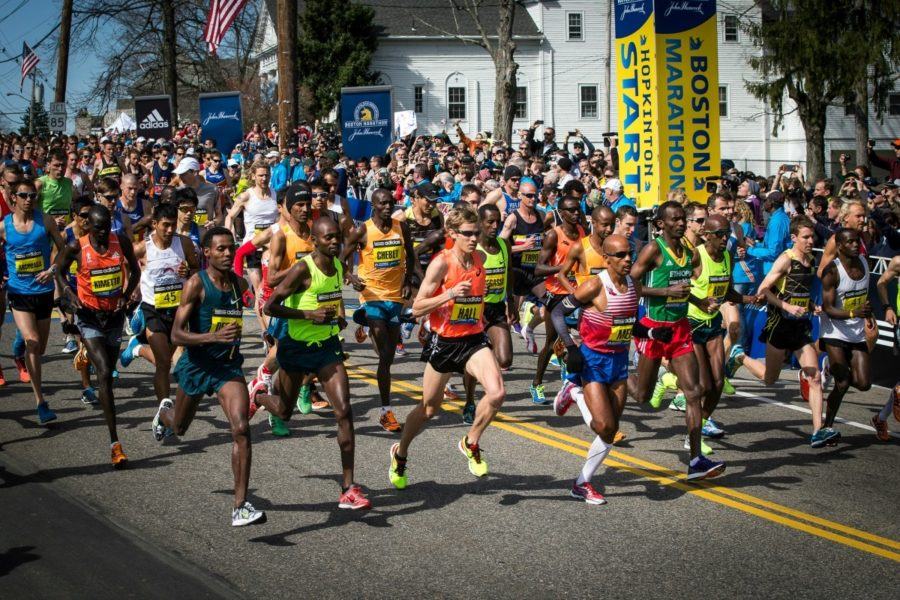 The+Boston+Marathon+