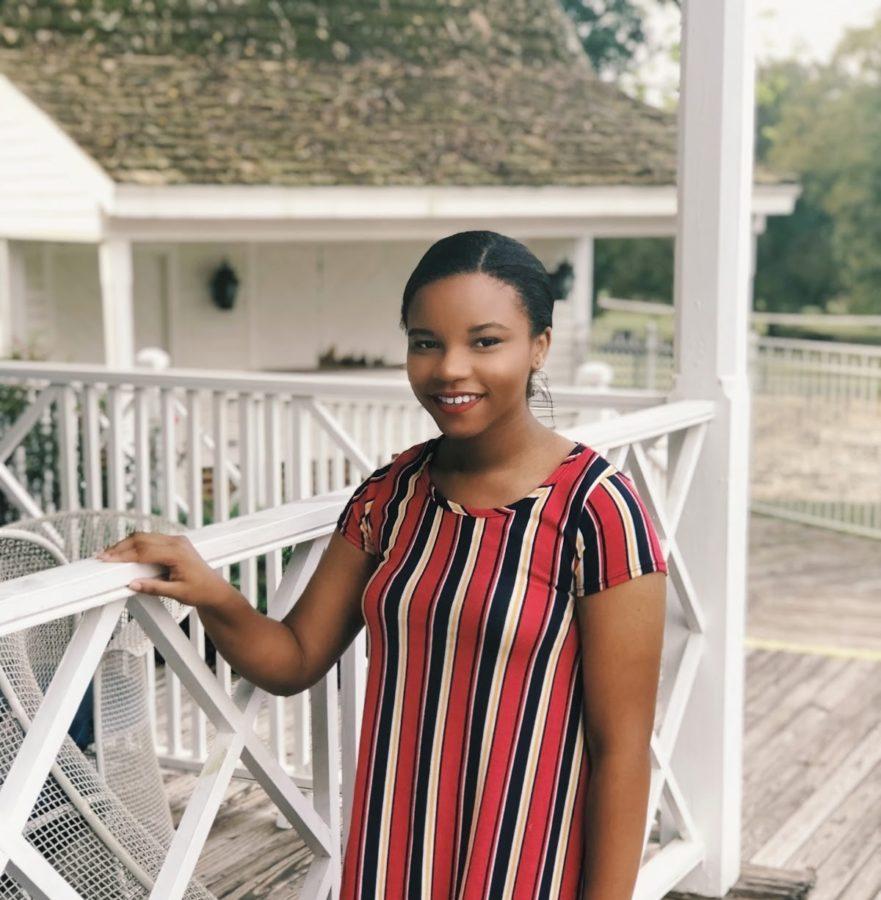 Senior Spotlight: Averi Parker