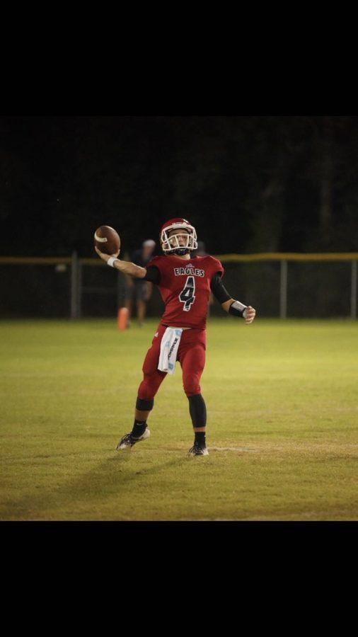 Senior Spotlight: Caleb Chesis