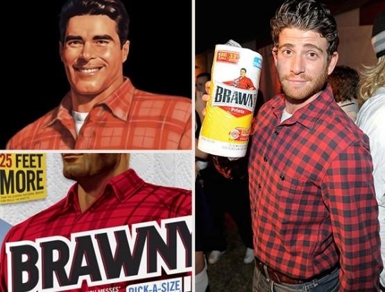 Brawny+Paper+Towel+Man