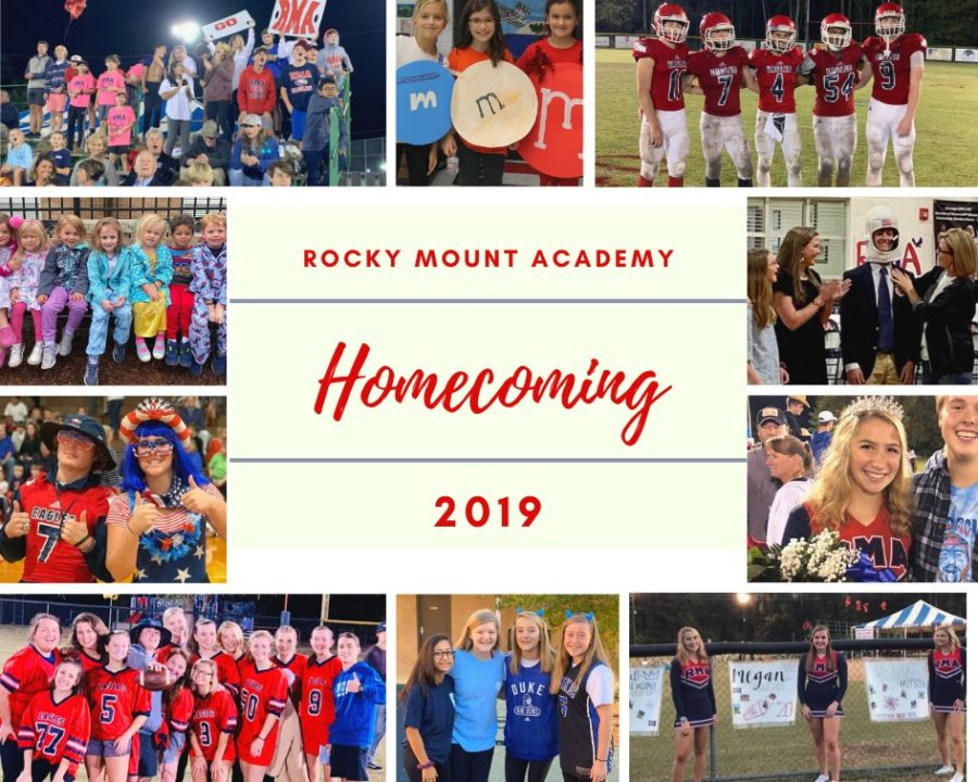 RMA Homecoming 2019