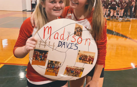 Senior Spotlight: Madison Davis