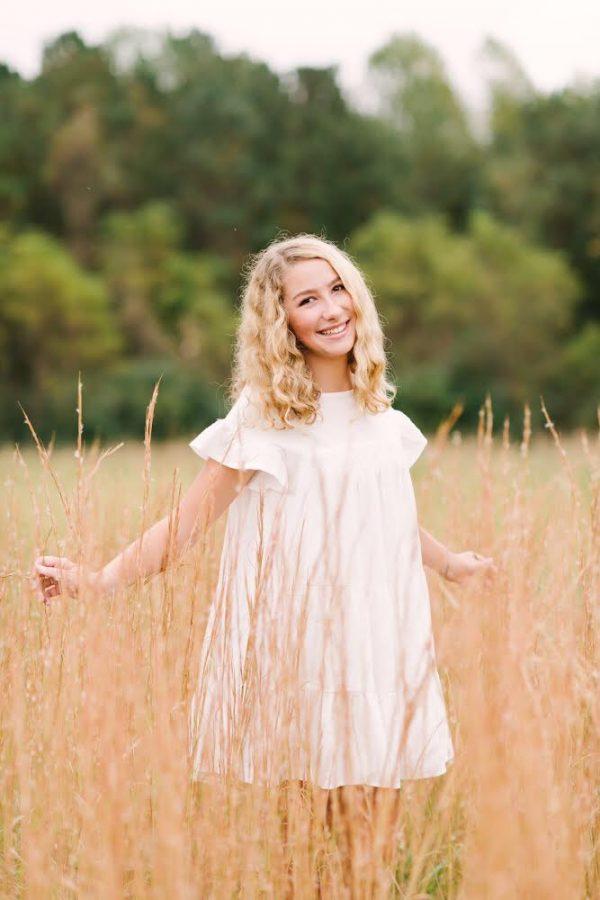 Senior Spotlight: Abigail Newcomb