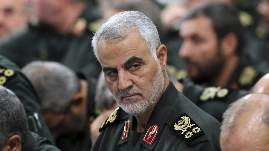 Iranian General Dead in US Bombing