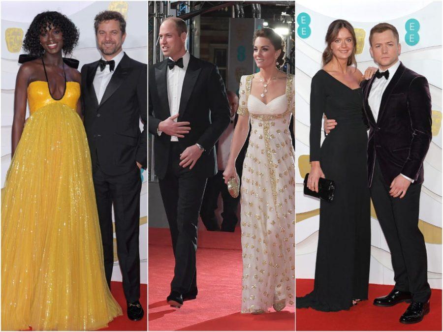 BAFTAs Fashion