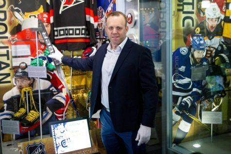 David Ayres: Hockey Legend