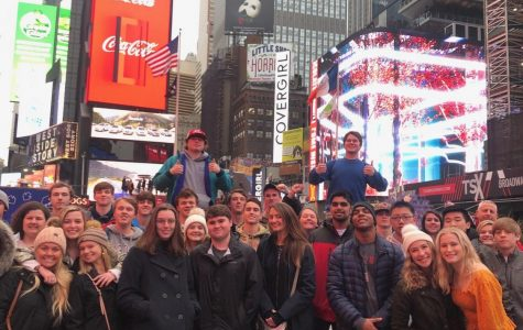 Senior Trip to New York