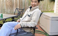 Senior Spotlight: Eric Xue