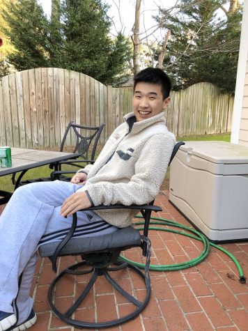 Senior Spotlight: Eric Xue