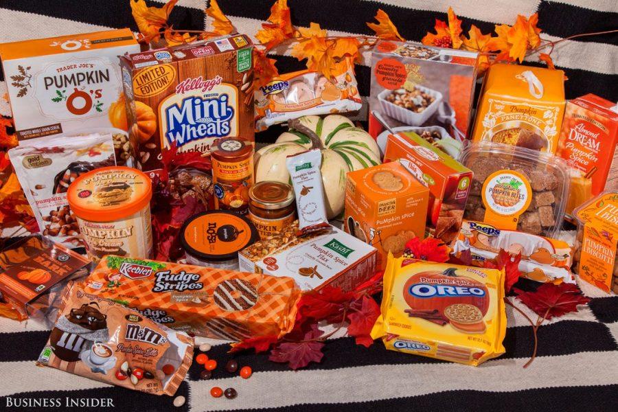 Best New Pumpkin Spice Foods!