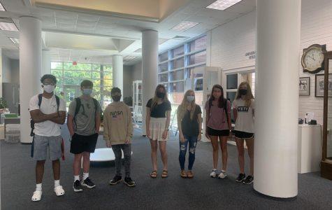 New Students at RMA: High School