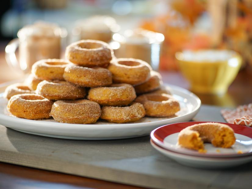 Pumpkin+Donut+Recipe