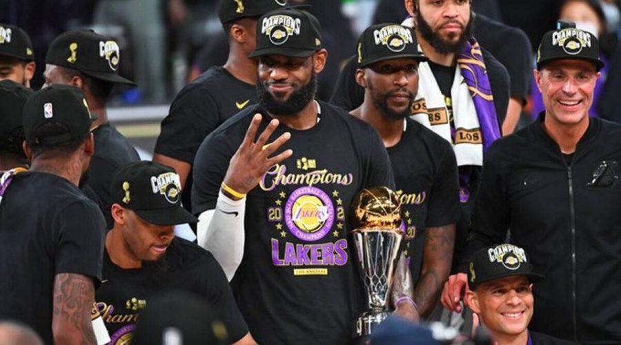 NBA Finals: Bubble Style