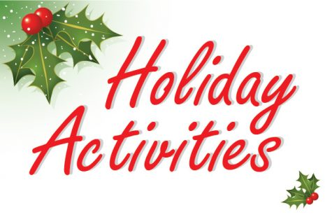 Top 10 Holiday Activities
