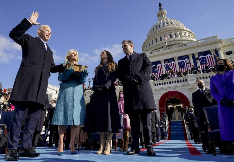 The Importance of this Year's Inauguration Day