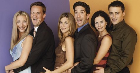 """Which """"Friends"""" Character Are You?"""