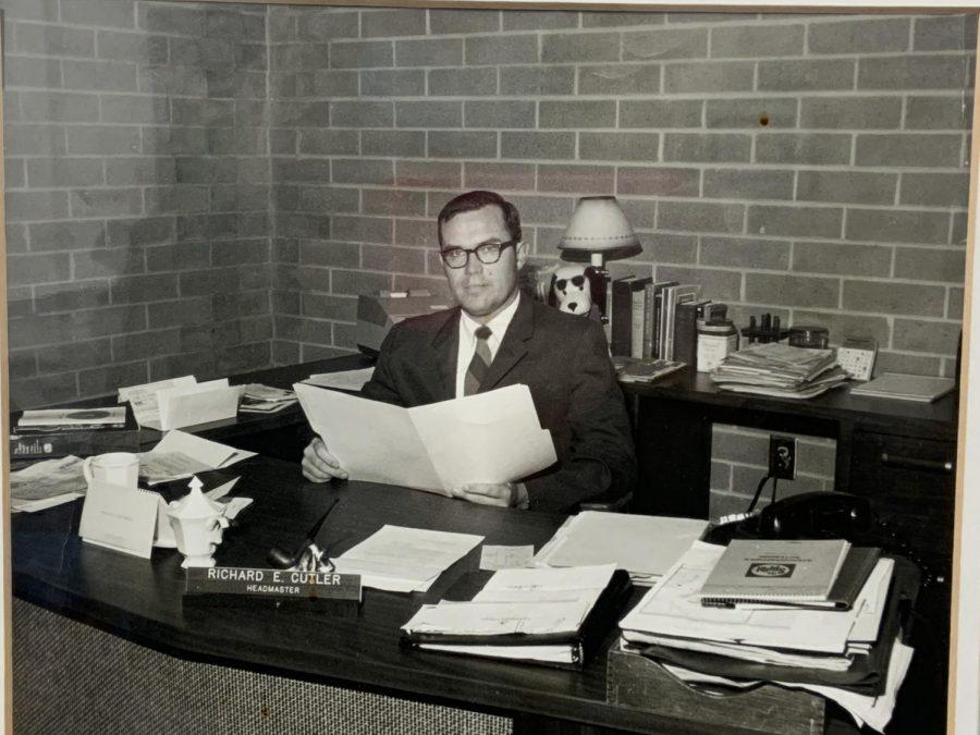 In Memory of Richard E. Cutler