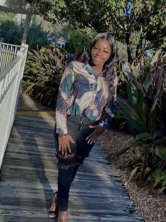 Senior Spotlight: Jamya McKnight