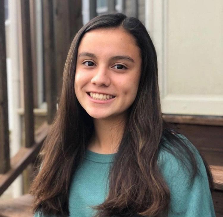 2021 Ann Weaver Recipient: Isabella Daza