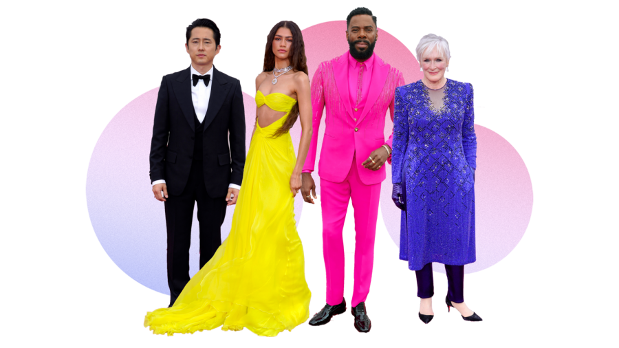 2021+Oscars%3A+Best+Red+Carpet+Looks
