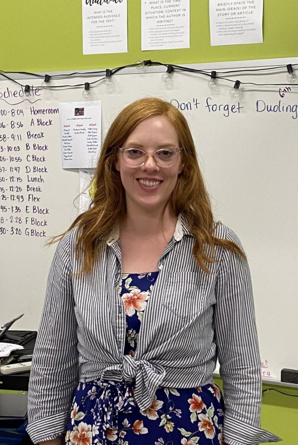 Faculty Focus: Maggie Barry