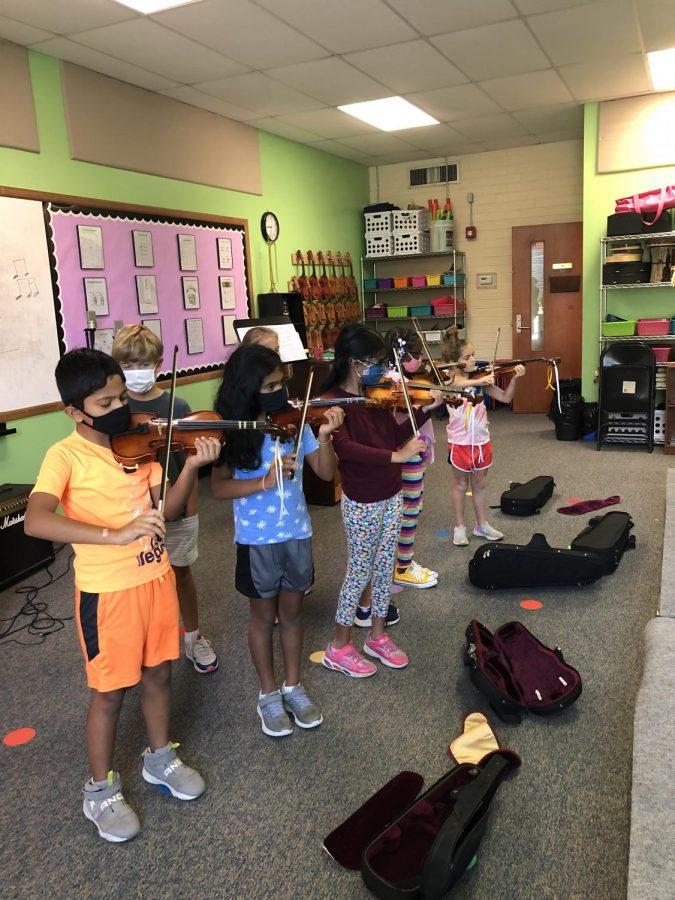RMAs Violin Orchestra